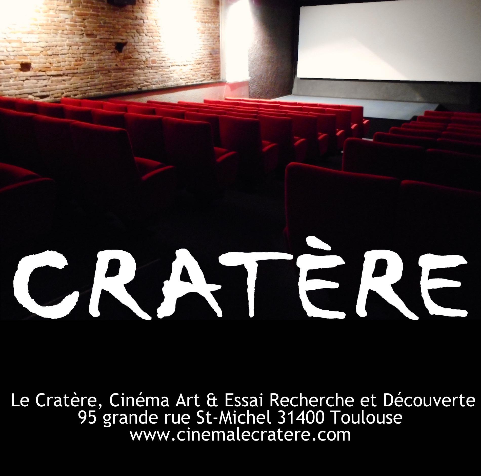 Accueil - Cinéma le Cratère Salle Art et Essai de Toulouse