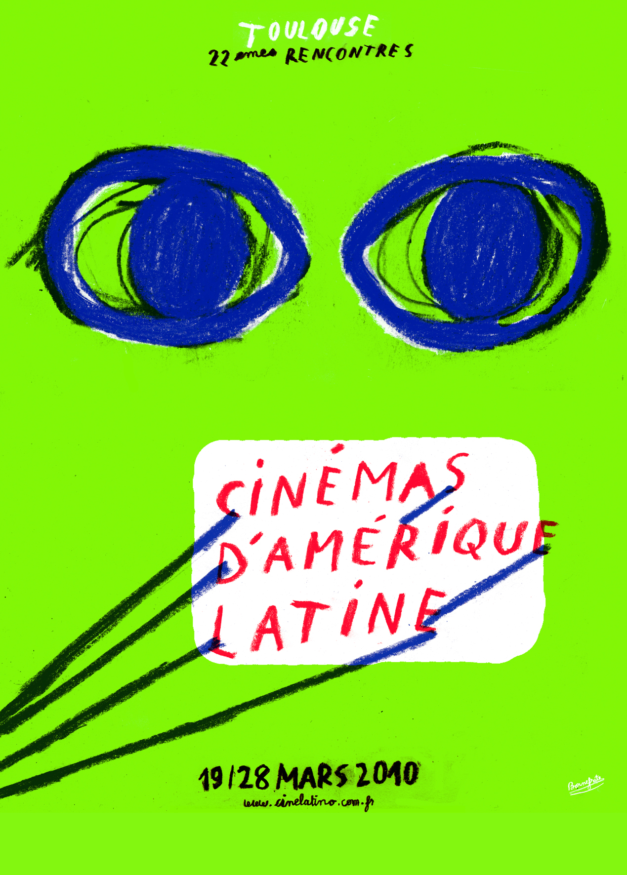 rencontre cinema amerique latine toulouse)